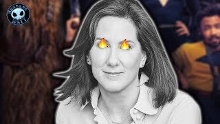 KATHLEEN KENNEDY HATES STAR WARS (maybe)