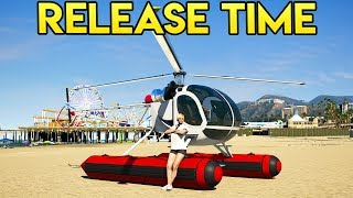 GTA Online - Sea Sparrow Release Date, Benny's Shop for Clothes & Much More! (GTA 5 Q&A)
