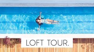 Mexico City Apartment Tour: $300 A MONTH LOFT