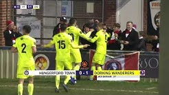 Hungerford Town v Dorking Wanderers | HIGHLIGHTS | 4th Feb 2020