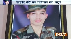 Family Mourns Death of Martyr Sandip Singh Rawat | Ceasefire Violation