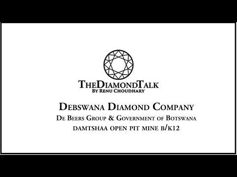 Damtshaa Mine B/K12 Of Debswana