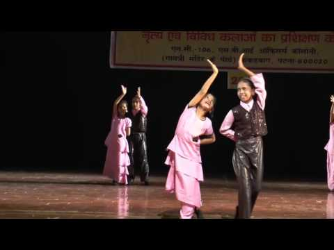 'itni si hansi'   dance  choreography by...