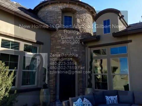 New Homes In Gilbert Arizona   New Gated Community in Gilbert AZ