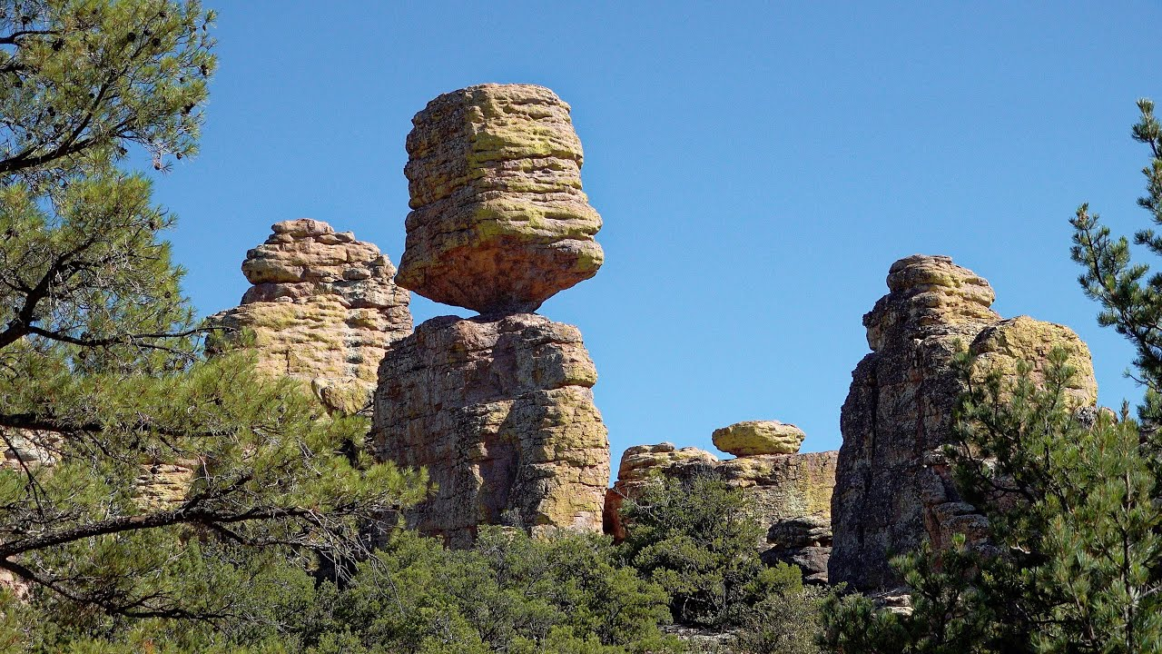 Chiricahua National Monument, Arizona, USA in 4K Ultra HD