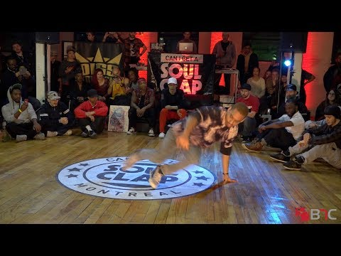 Frankie , Onton , Machine | Judge Showcase | Can I Get A Soul Clap ? 2017 | BNC