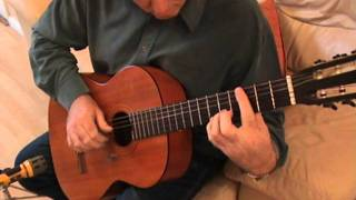Maxwell's Silver Hammer, fingerstyle guitar.