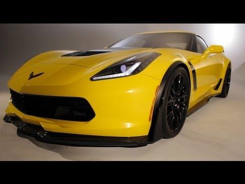625+ Horsepower, Supercharged 2015 Chevrolet Corvette Z06 Revealed!