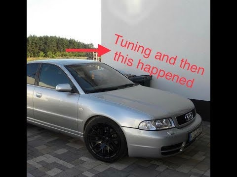 B5 S4 Tuning Session E1