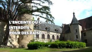 A la découverte du château de Veauce