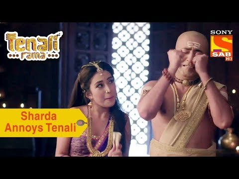 Your Favorite Character | Sharda Annoys Tenali | Tenali Rama