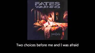 Fates Warning - Leave The Past Behind (Lyrics)