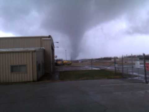 Fort Leonard Wood tornado on Dec 31,2010