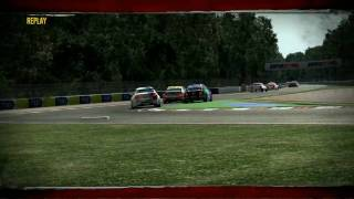 Superstars V8 Next Challenge Pc Version TV View [Monza]