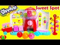 Shopkins Season 4 Sweet Spot Gumball Machine Playset