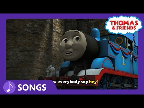 It's Gonna Be A Great Day | Steam Team Sing Alongs | Thomas & Friends