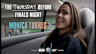 Monica Torres: Countdown To Finals Night | WBATB