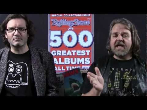 The Rolling Stone Magazine 500 Greatest Albums of All Time - Review