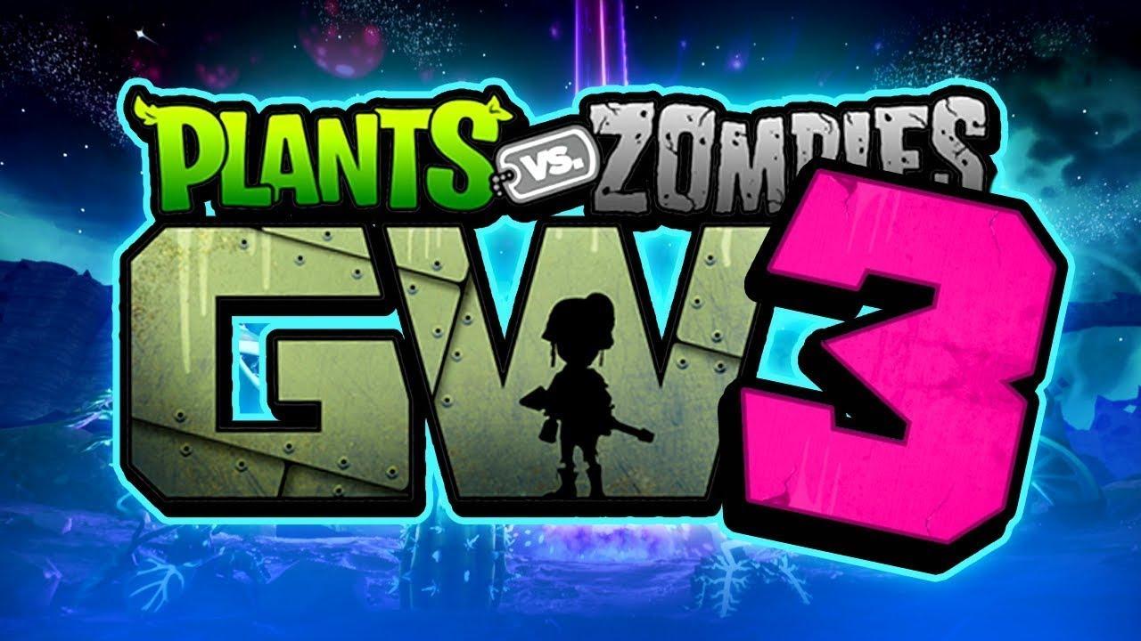 Plants vs. Zombies: Garden Warfare 3 Leaked Gameplay