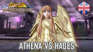 Saint Seiya Soldiers' Soul - PS3/PS4/Steam - Athena vs Hades (English)