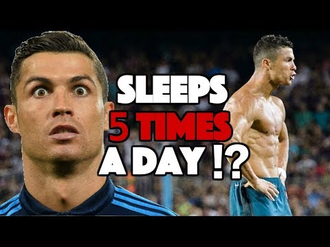 The Fascinating Reason Ronaldo Sleeps 5 Times a Day Polyphasic Sleep Explained