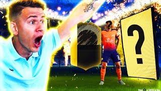 ВЫПАЛ ПЕРВЫЙ ТОП ИНФОРМ  - FIFA 18 ПАКИ / PACK OPENING