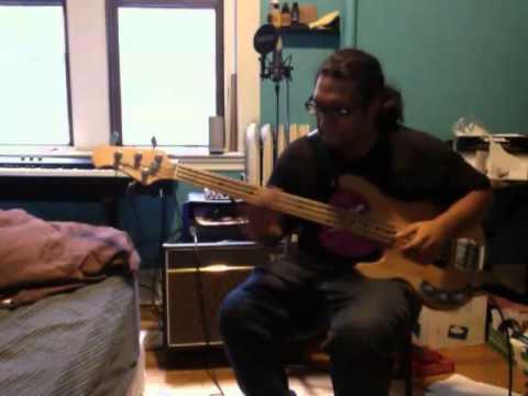 "Achal Murthy- Bass solo cover(Bakithi Kumalo) on ""You Can Call Me Al""(Paul Simon)"
