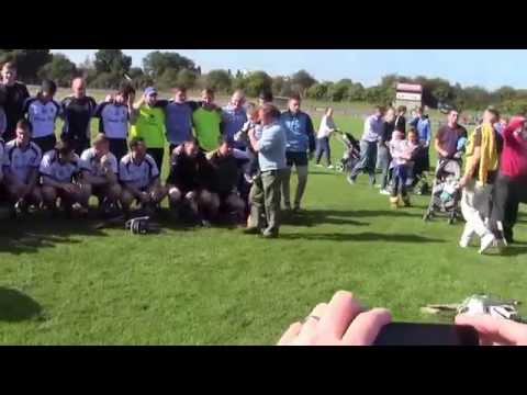 Nenagh Eire Og North Tipperary Senior Hurling Champions 2014