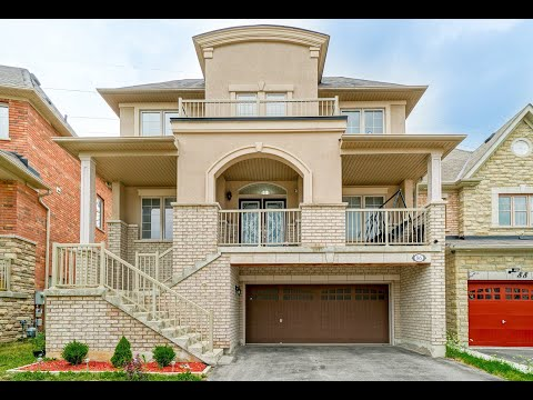 86 Leadership Drive Brampton Home For Sale - Real Estate Properties For Sale