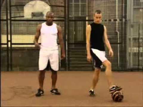 """Futsal tricks - """"Sleep"""" move"""