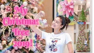 How I Decorate My Christmas Tree This Year! | Kim Chiu PH