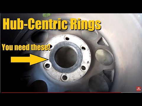 How To Install Hub Centric Rings Benefits Explained