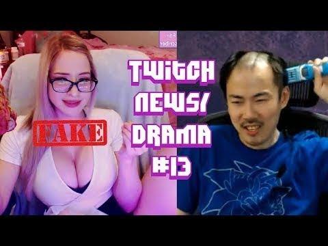 Twitch Drama News #13 Pink Sparkles Fake, Kbubblez Swatted, SherrifEli Quits, LIRIK, TrainWreckTV