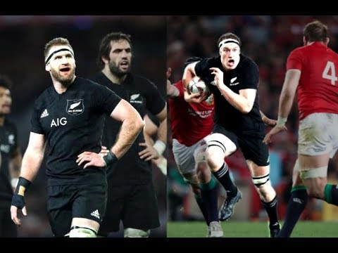 Read and Retallick World Class Performances vs LIONS