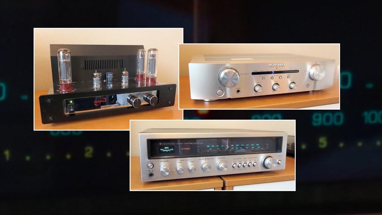 amps vintage 1975 vs modern tube and solid state youtube. Black Bedroom Furniture Sets. Home Design Ideas