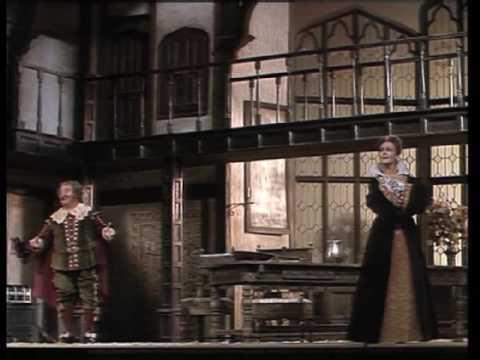 Giuseppe Taddei & Raina Kabaivanska in Falstaff - Alfin t'ho colto, raggiante fior