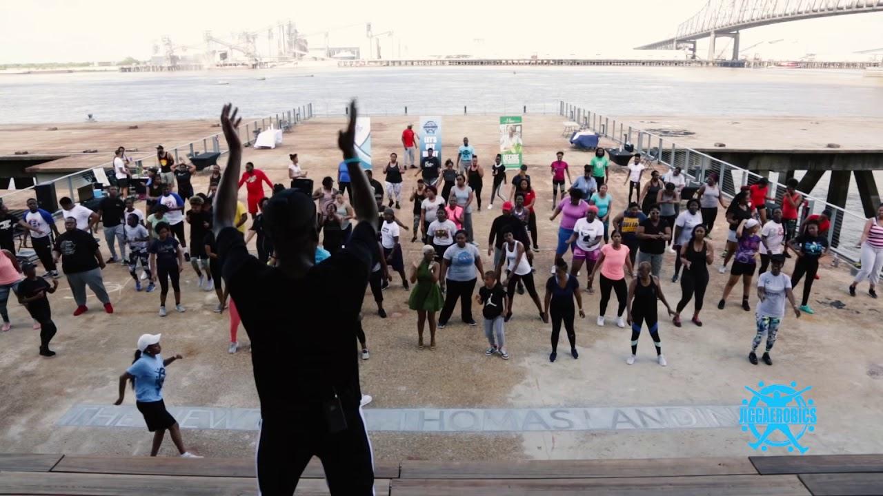 Jiggaerobics Fitness Party - GetRight Mix (Dance Cardio Workout)