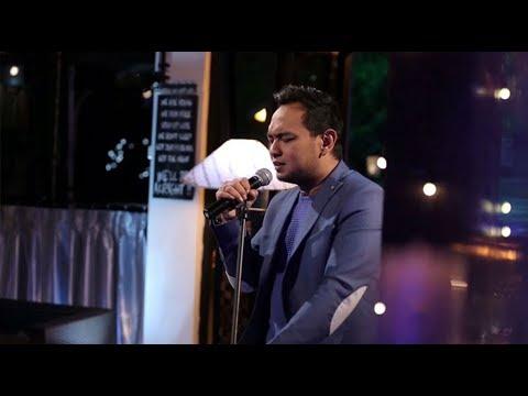 Bebi Romeo - Tiada Kata Berpisah (Rio Febrian Cover) (Live at Music Everywhere) **