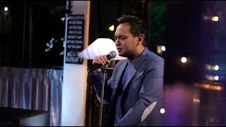 Bebi Romeo - Tiada Kata Berpisah (Rio Febrian Cover) (Live at Music Everywhere) **