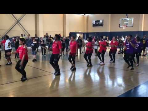 Step In The Name of Love Line Dance Demo