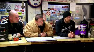 Street Outlaws Deleted Scene - Changes to Gold Car