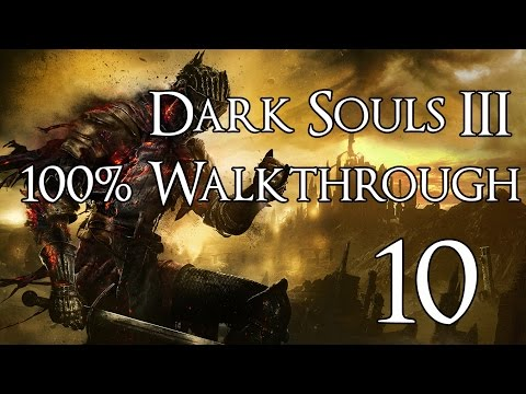 Dark Souls 3 - Walkthrough Part 10: Cleansing Chapel