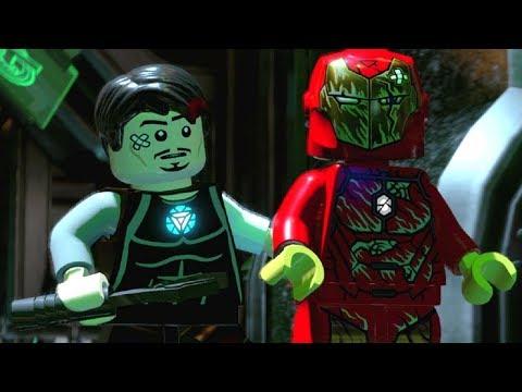 Repeat LEGO Marvel Super Heroes 2 - Gwenpool Bonus Mission