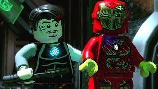 LEGO Marvel Super Heroes 2 Walkthrough Part 14 - Hala, Is it Kree You