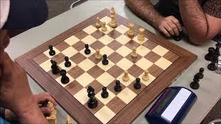 GM Ehsan vs. USCF Life Senior Master Mick Game 2!