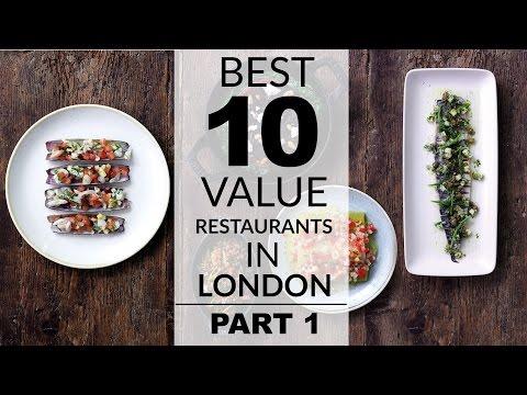 The 10 Best Value Restaurants In London 2016 - Part 1