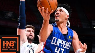 LA Clippers vs Washington Wizards Full Game Highlights   July 9   2019 NBA Summer League