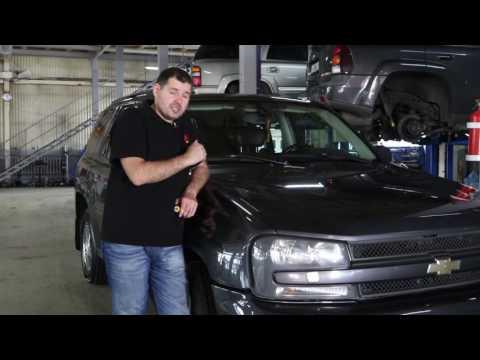 Как покупать БУ Chevrolet Trailblazer 2001 2008 годов ч1 внешний осмотр