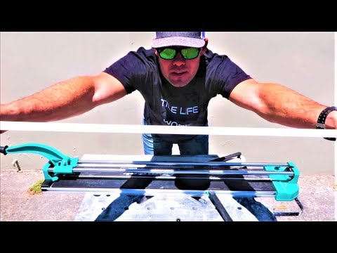 Cheapest BIG Tile Cutter On AMAZON