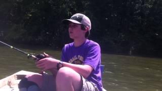 g loomis e6x crank bait rod review with lews lfs